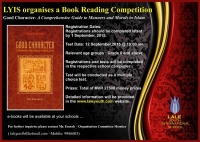 Good Character Book Reading Competition